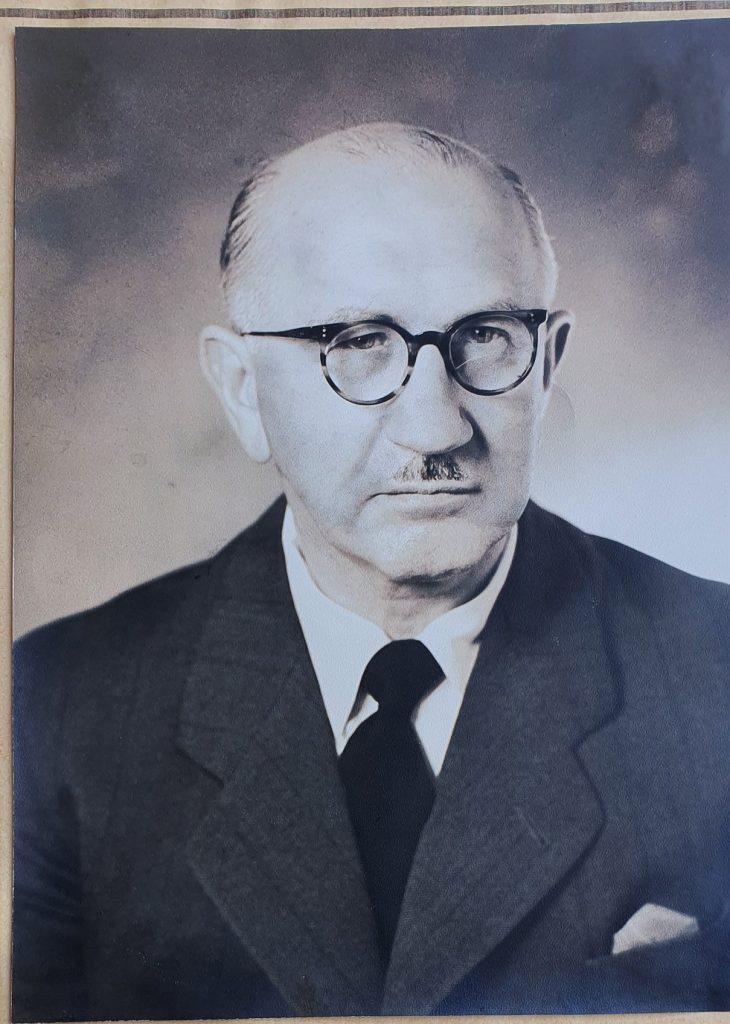 1922: 1. Vorsitzender legt Amt nieder